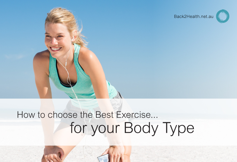 How To Choose The Best Exercise For Your Body Type