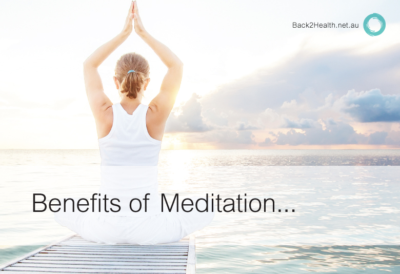 Why Meditation Needs To Be Part Of Your Health Regime