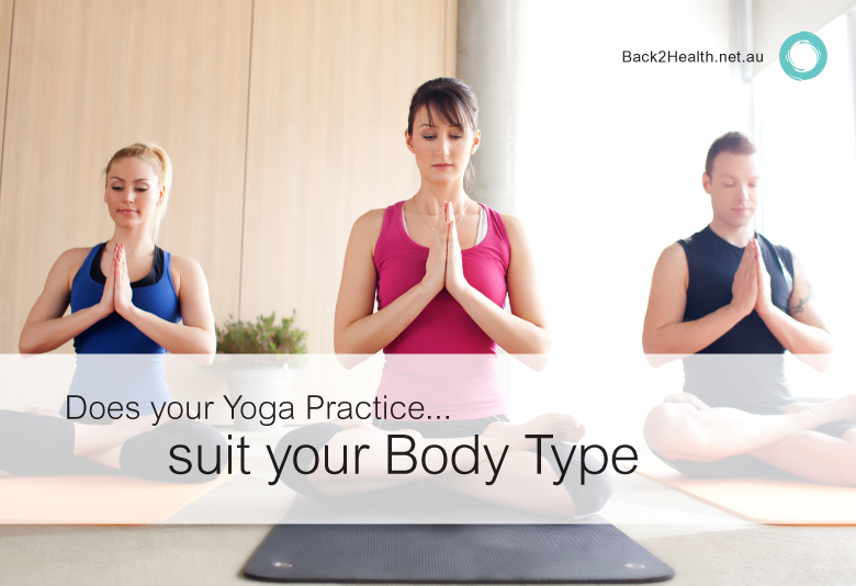 Does Your Yoga Practice Suit Your Body Type?