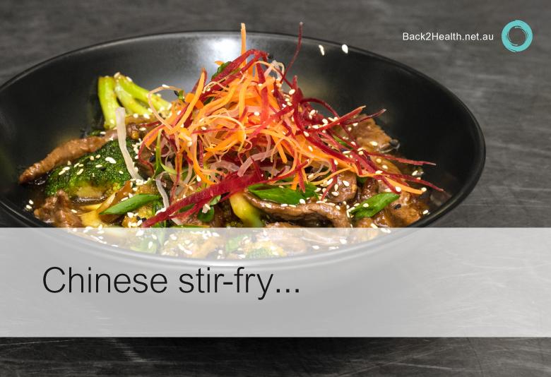 Chinese Stir-fry