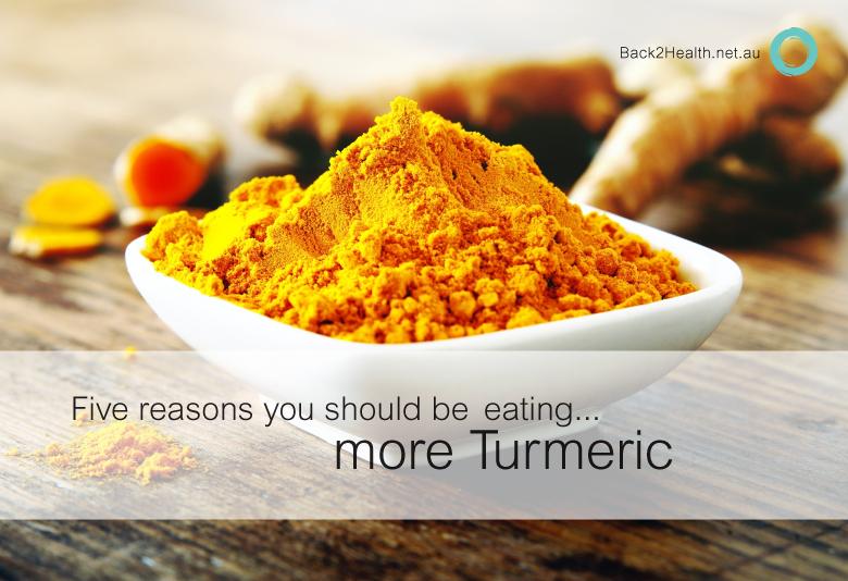 Five Reasons You Should Be Eating More Turmeric