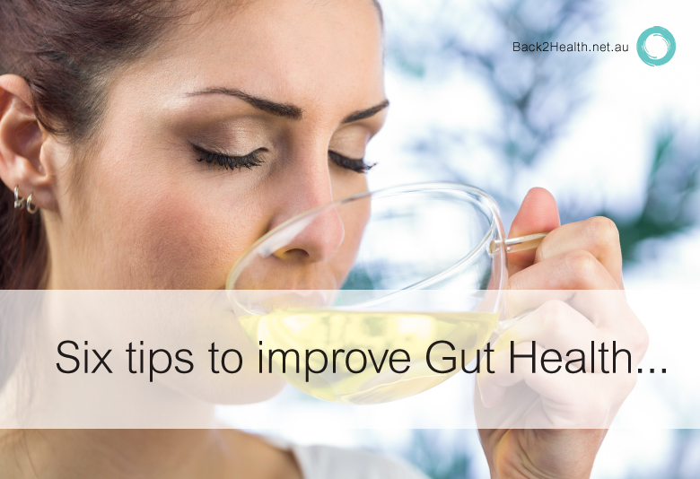 6 Tips To Improve Gut Health