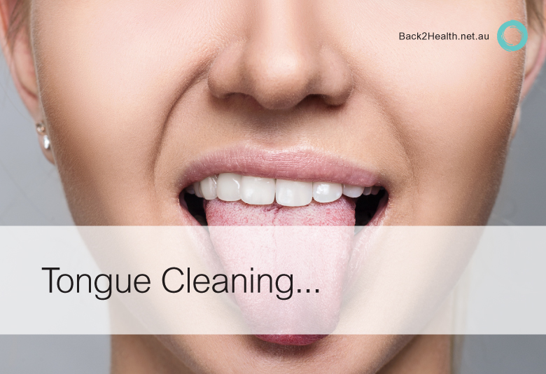 Did you know there is a layer of toxins that forms on your tongue