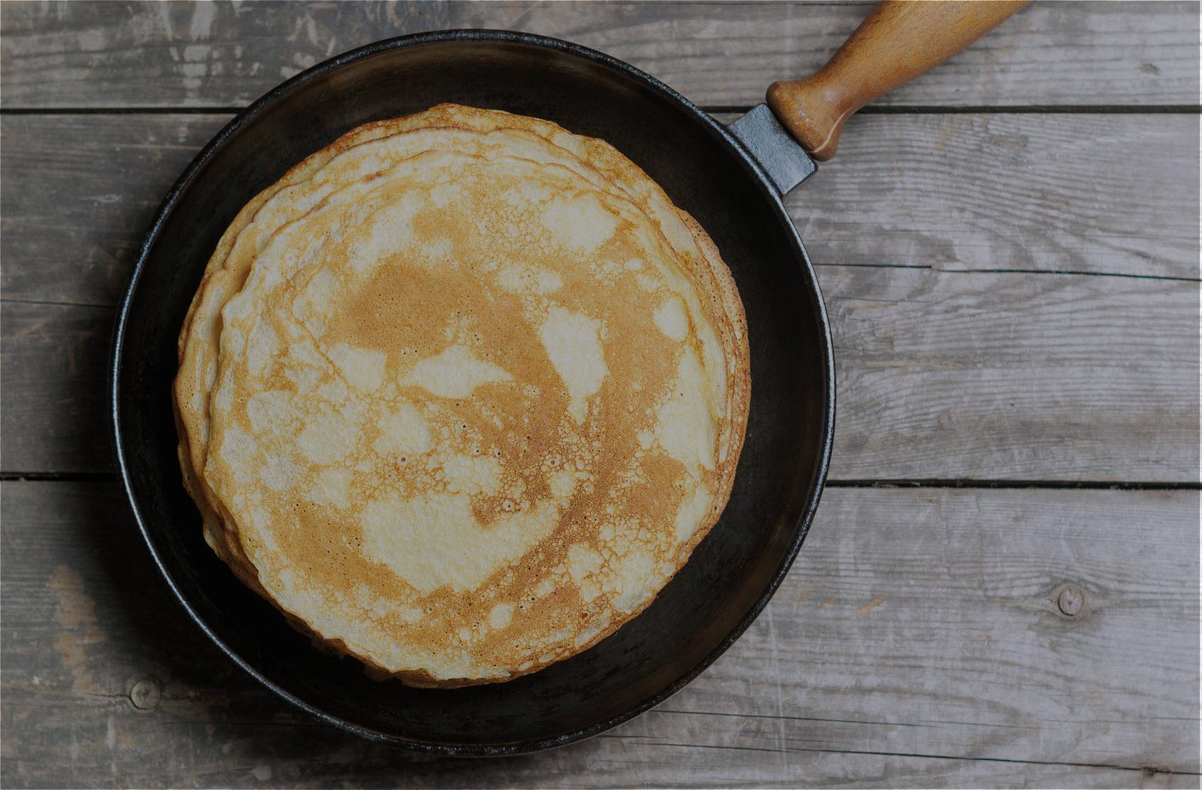 Savoury Buckwheat Pancakes Back2health